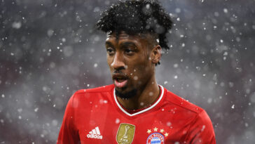 Les négociations pour une prolongation de Coman au Bayern se trouvent dans une impasse (iconsport)