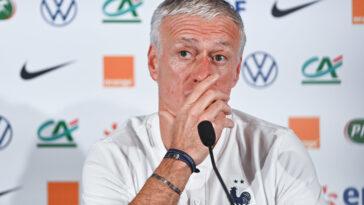 Didier Deschamps a évoqué le cas d'Olivier Giroud en conférence de presse avant le match amical contre la Bulgarie