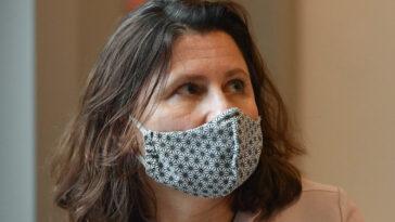 Roxana Maracineanu s'est exprimé au micro de France Info à quelques heures de France-Allemagne. Icon Sport