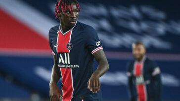 Le PSG aimerait se faire prêter Kean une nouvelle fois (iconsport)