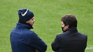 Selon Leonardo, Pochettino va rester au PSG (iconsport)