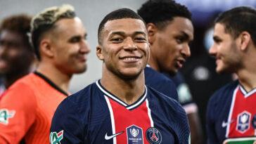 Kylian Mbappé s'éloignerait du Real (iconsport)