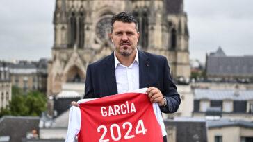 Óscar García, nouvel entraîneur du Stade de Reims. Icon Sport