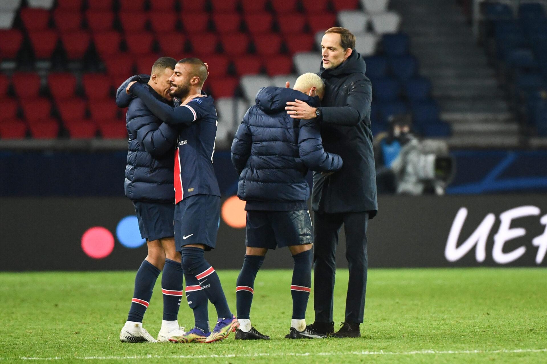 Thomas Tuchel était apprécié par ses joueurs au PSG dont Mbappé (iconsport)
