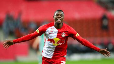 Patson Daka devrait bientôt débarquer à Leicester (iconsport)