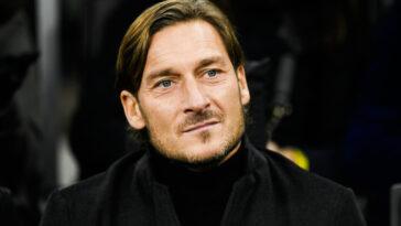 Francesco Totti toujours amer envers la direction de l'AS Roma (iconsport)