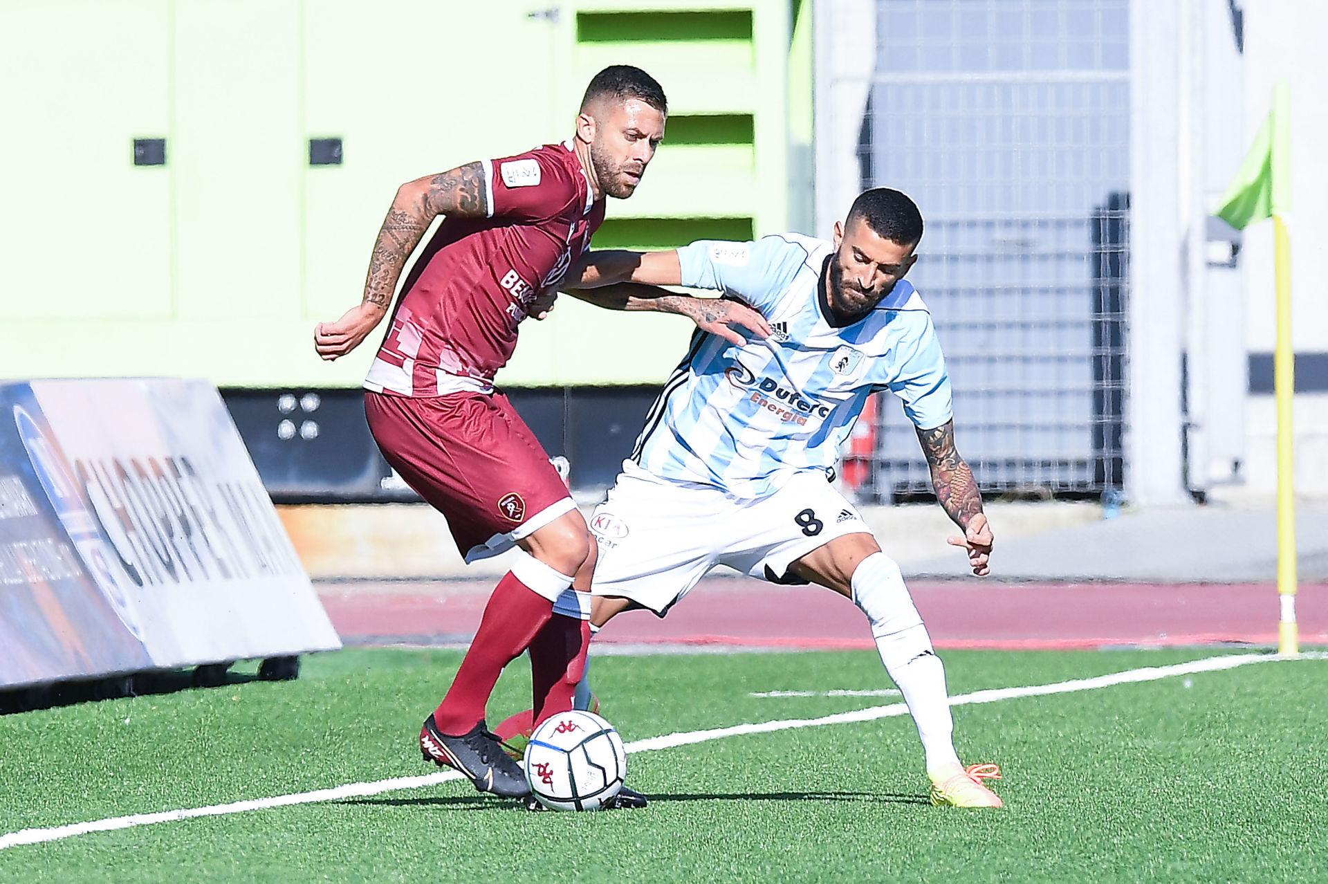 Jérémy Ménez évolue maintenant en Serie B italienne, à Reggina. Icon Sport