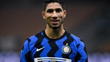 Achraf Hakimi fait l'objet d'une bataille entre Paris et Chelsea. Les deux clubs ont formulé une offre à hauteur de 60 millions d'euros (iconsport)