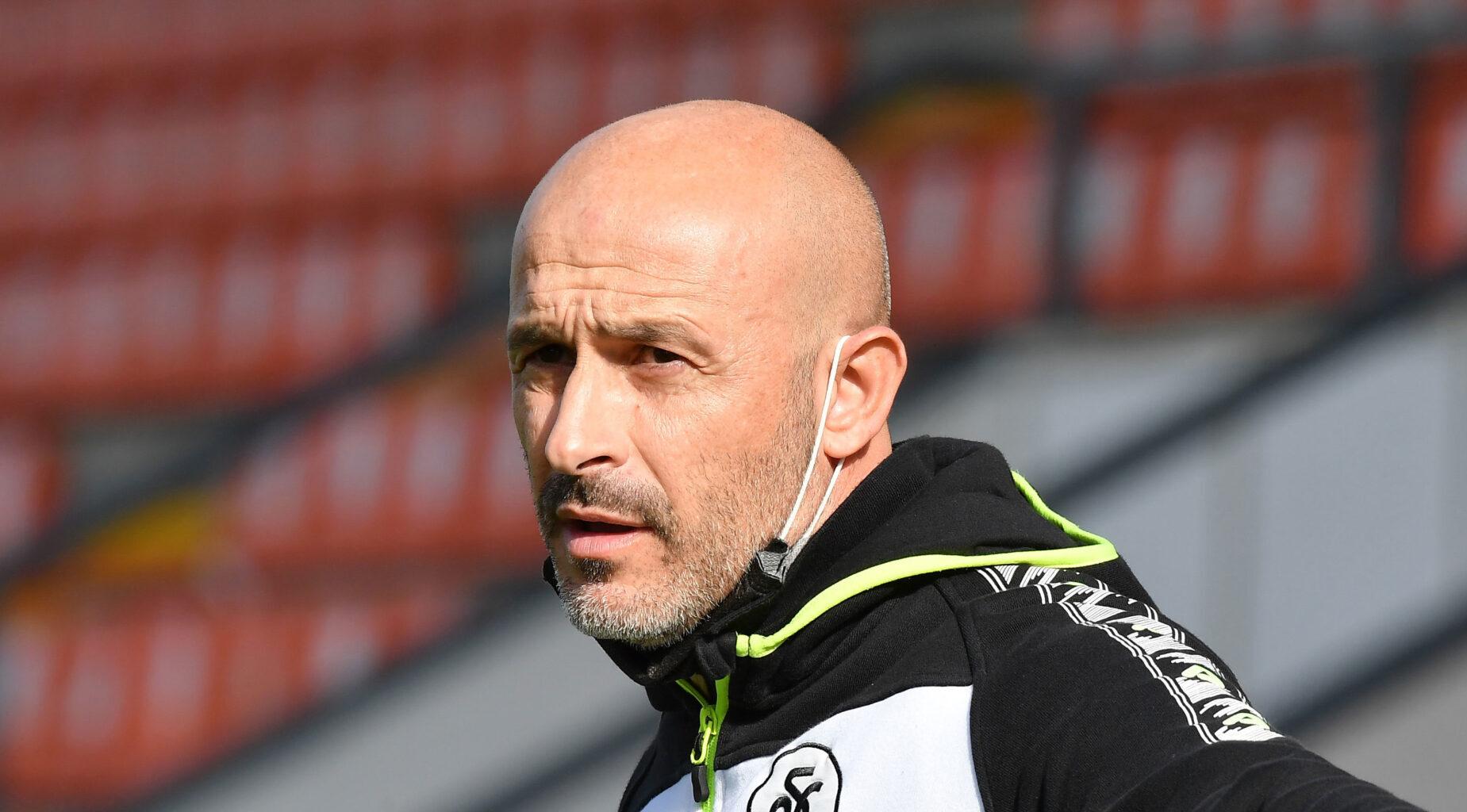 Vincenzo Italiano sera l'entraîneur de la Fiorentina la saison prochaine (iconsport)