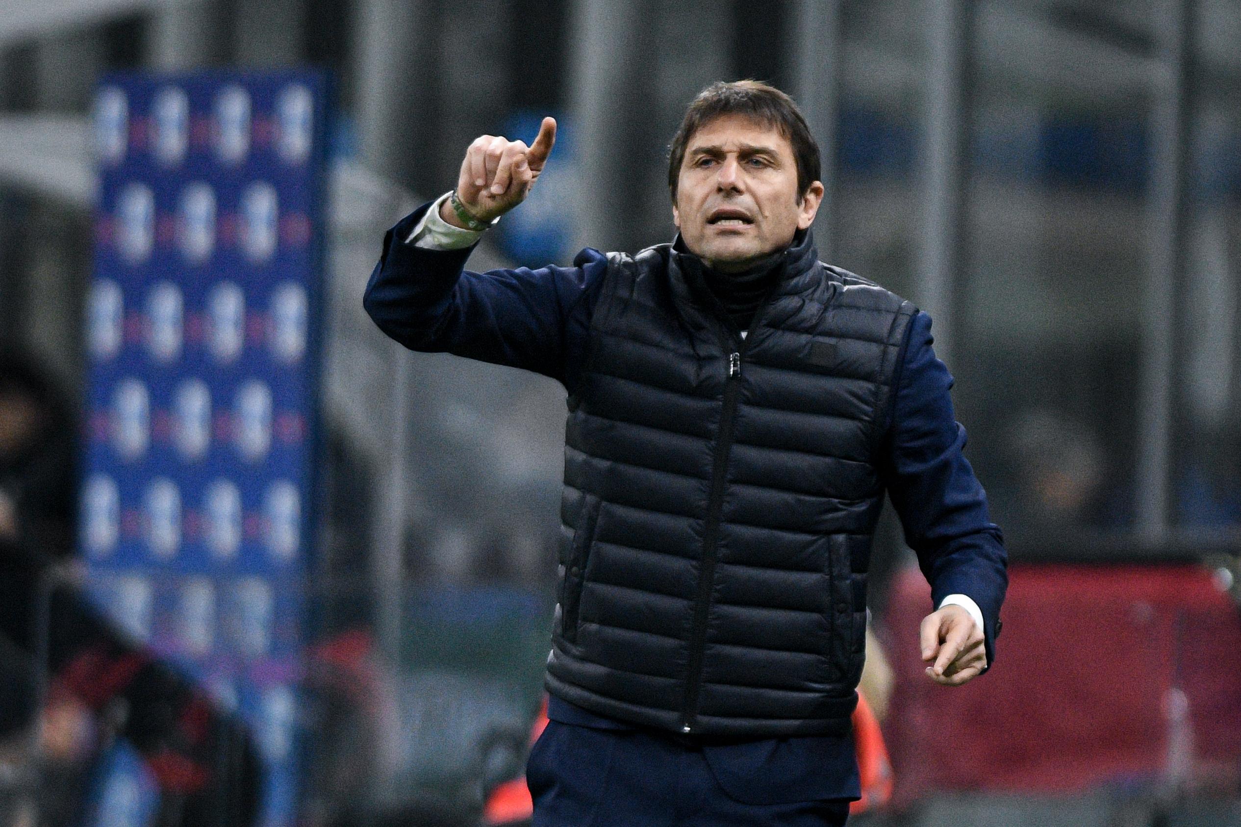 Pas d'accord entre Tottenham et Antonio Conte qui ne sera pas le nouvel entraîneur du club (iconsport)