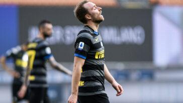 S'il continue sa carrière et joue avec son défibrillateur cardiaque, Christian Eriksen ne pourra plus jouer en Italie - Icon Sport