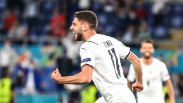 L'Italie a facilement pris le dessus sur la Turquie (3-0) en ouverture de l'Euro 2020, ce vendredi 11 juin 2021. Icon Sport