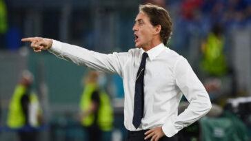Roberto Mancini voit les Bleus favoris de cet Euro (iconsport)