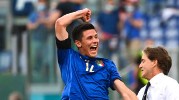 Euro 2020 : L'Italie en mode carton plein, le Pays de Galles aussi qualifié (iconsport)