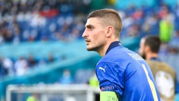 Marco Verratti, titulaire, a terminé la rencontre en tant que capitaine (iconsport)
