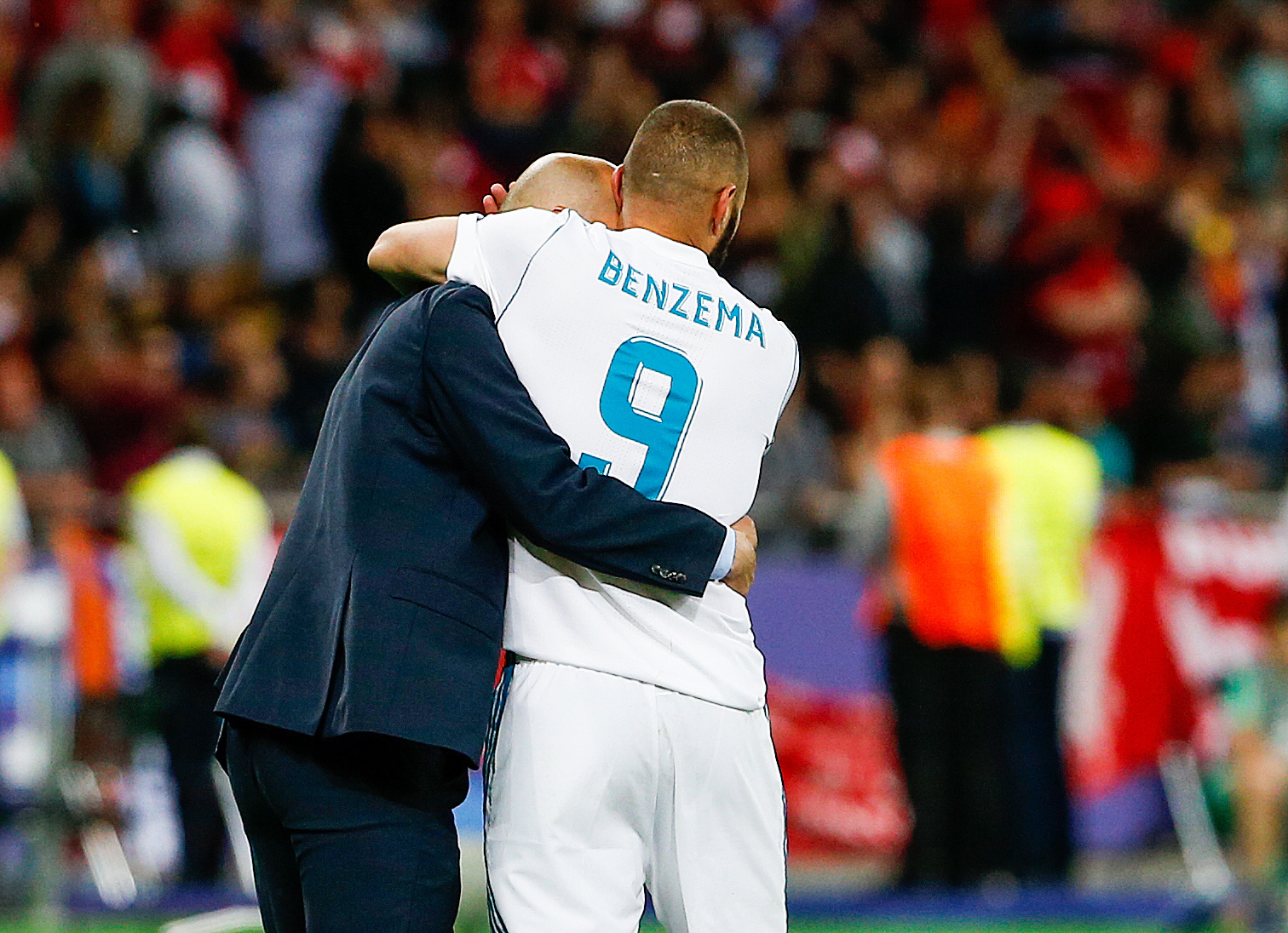 Zinedine Zidane et Karim Benzema étaient très proches au Real (iconsport)
