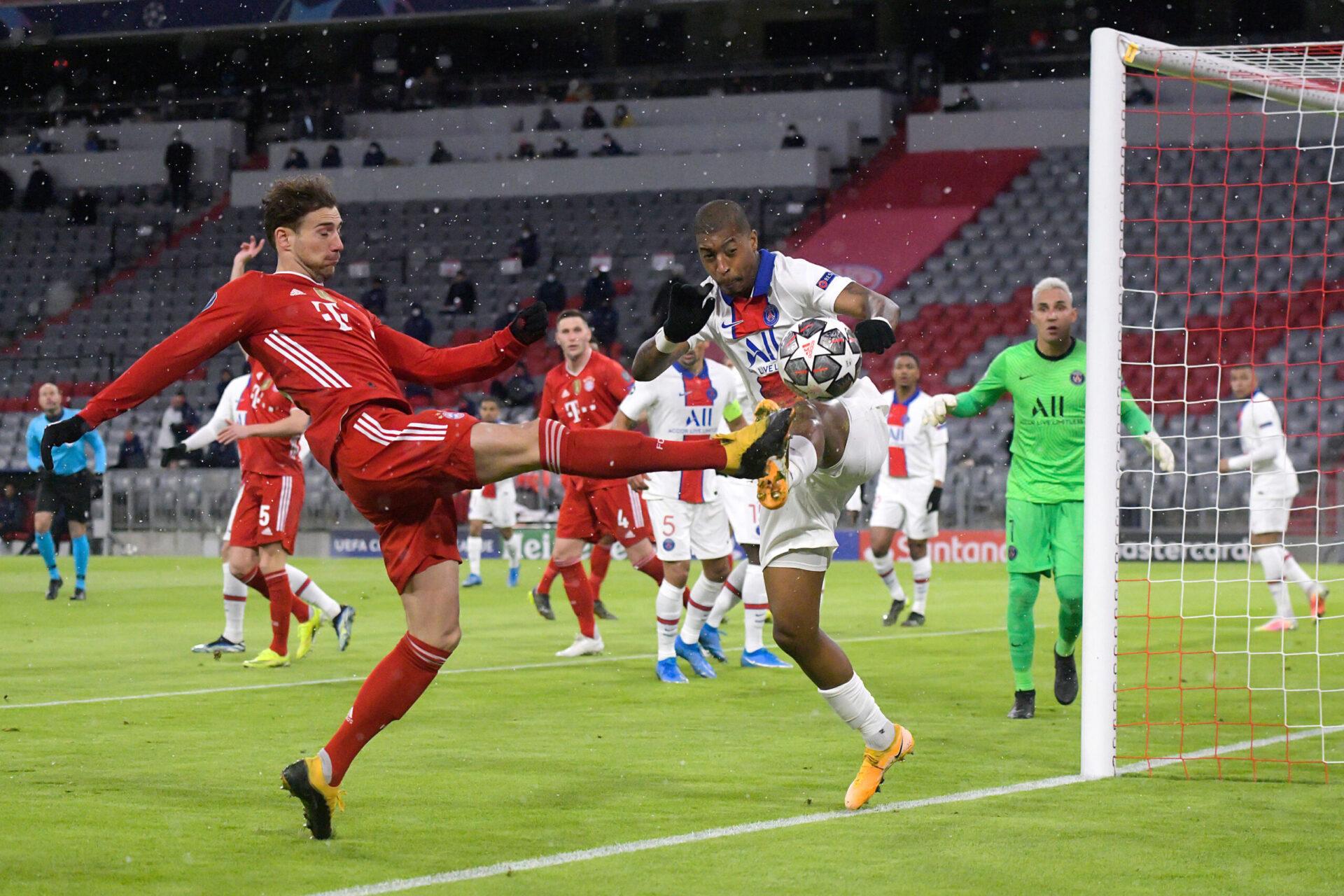 L'absence de Leon Goretzka, réel coup dur pour l'Allemagne ? Icon Sport