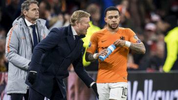 Memphis Depay devrait bientôt s'engager avec le Barça et retrouver Ronald Koeman, son ancien sélectionneur avec les Pays-Bas