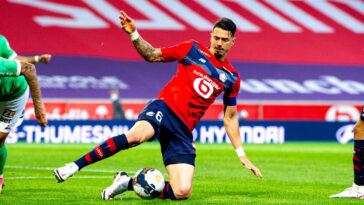 José Fonte pourrait quitter Lille cet été (iconsport)