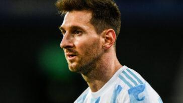 Malgré un très bon Messi, l'Argentine a fait match nul à son premier match de Copa America - Icon Sport