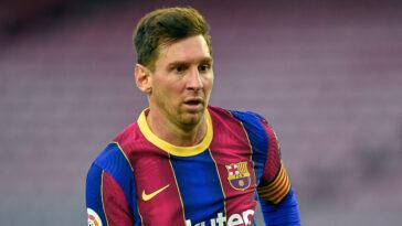 Le Barça aimerait boucler la prolongation de Lionel Messi avant mercredi 30 juin 2021. Icon Sport