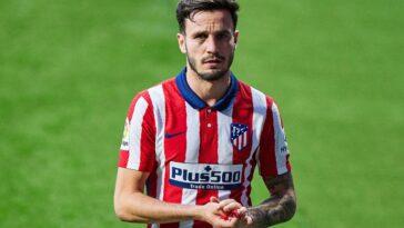 Champion avec l'Atlético, Saúl Ñiguez souhaiterait quitter le club (iconsport)