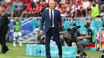 Marco Rossi satisfait par le match nul face aux Bleus (iconsport)