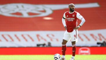 Fin de l'aventure entre Lacazette et Arsenal ? - Icon Sport