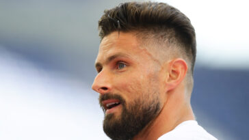 Olivier Giroud devrait bien rejoindre le Milan AC cet été (iconsport)