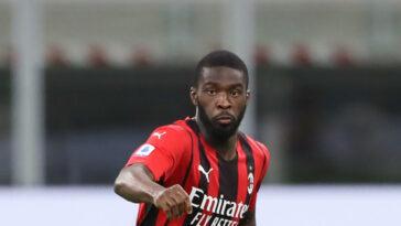 Tomori a signé un nouveau contrat avec l'AC Milan / Icon Sport