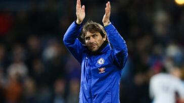 Antonio Conte pourrait retrouver Londres cet été (iconsport)