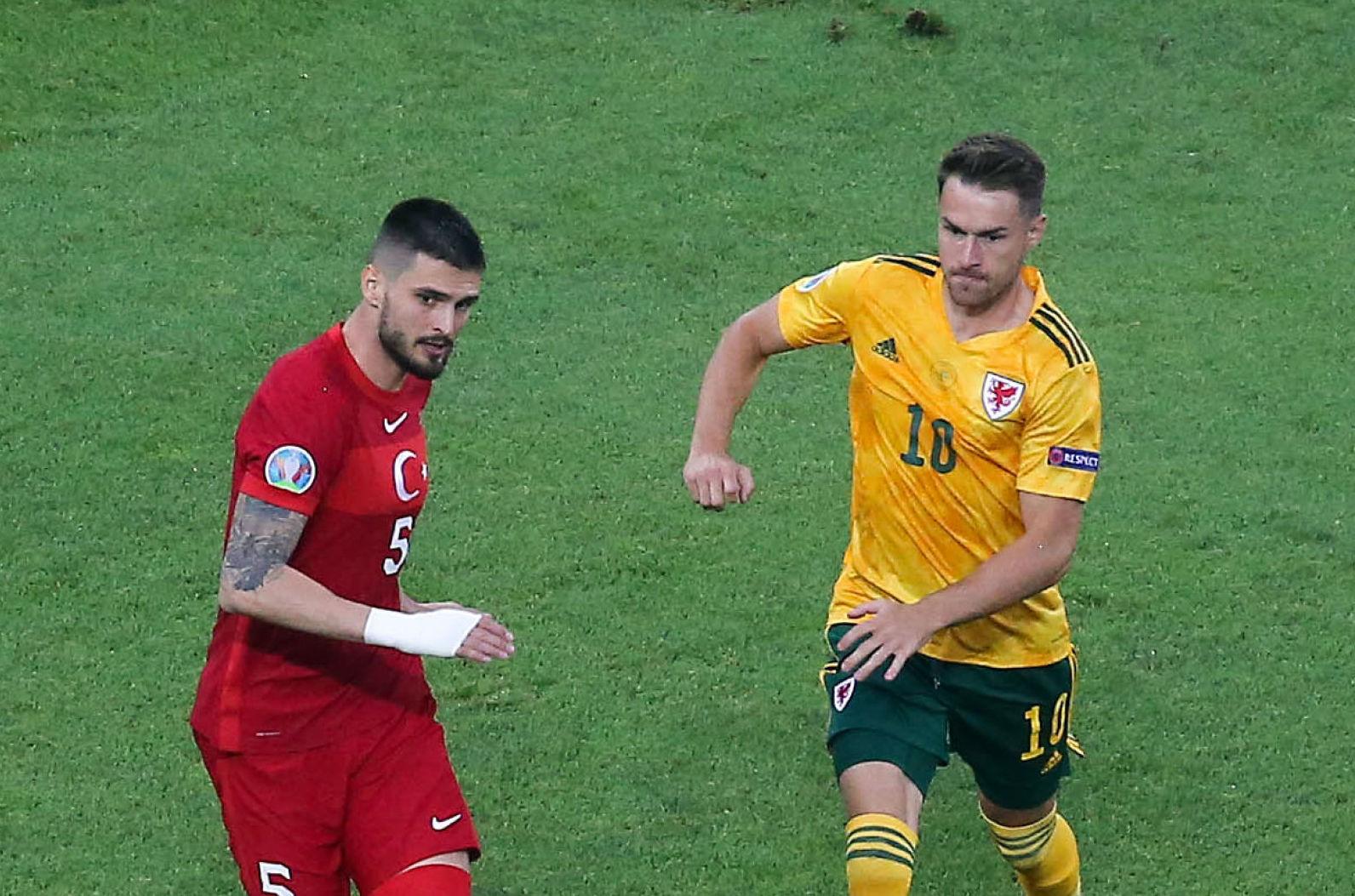 Euro 2020 : Le Pays de Galles frappe un grand coup et enfonce la Turquie (iconsport)
