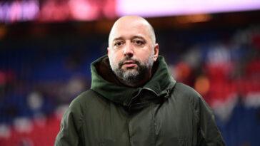 Gérard Lopez a trouvé un accord avec les Girondins de Bordeaux pour la reprise du club. Icon Sport