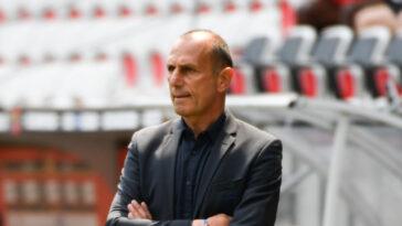 Michel Der Zakarian a été nommé nouvel entraîneur du Stade Brestois 29. Icon Sport