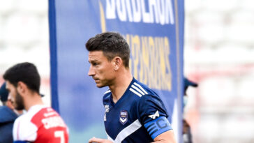 Les Girondins de Bordeaux de Laurent Koscielny semblent se diriger vers un redressement judiciaire. Icon Sport