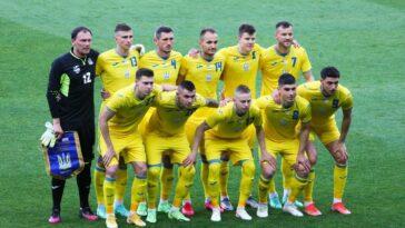 Ça chauffe entre l'Ukraine et la Russie depuis que le maillot de la Zbirna a été dévoilé (iconsport)