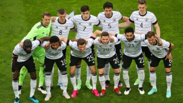 Une fois n'est pas coutume, l'Allemagne se présente à une grande compétition sans l'étiquette de favori. Les Allemands vont chercher à faire oublier le fiasco de la coupe du monde 2018 en Russie (iconsport)