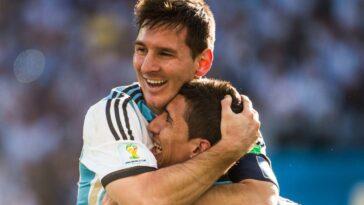 Après deux rencontres de qualification, l'Argentine va disputer la Copa America qui commence ce dimanche (iconsport)