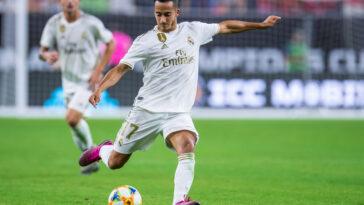 Lucas Vásquez reste à Madrid (iconsport)