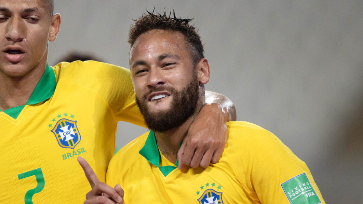 Neymar va-t-il faire encore plus fort que Pelé ? Icon Sport