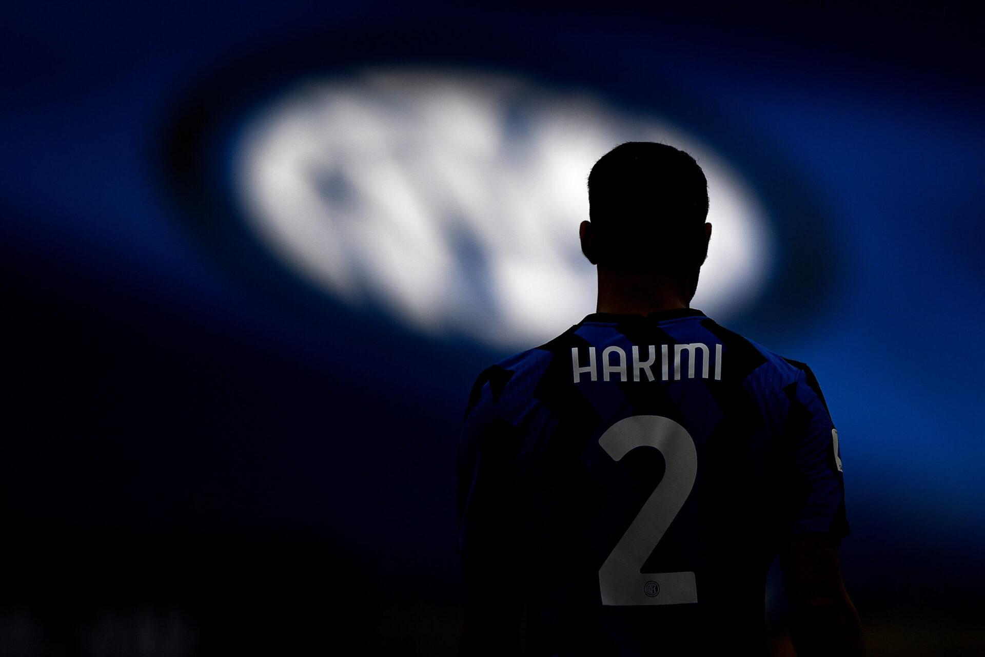 Mais où ira Achraf Hakimi ? Icon Sport