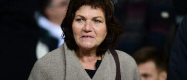 Présente dans les tribunes de l'Arena Nationala de Bucarest, Véronique Rabiot, mère du milieu de terrain, a été au cœur d'un clash avec les proches de Pogba et Mbappé (iconsport)