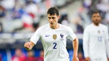 Benjamin Pavard s'attend à un match difficile pour l'entrée en lice des Bleus contre l'Allemagne (iconsport)