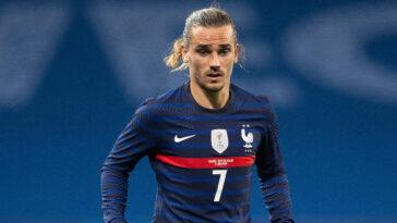 À quelques heures du coup d'envoi de l'Euro pour les Bleus, Didier Deschamps a confirmé Antoine Griezmann comme tireur de penalties numéro 1 (iconsport)