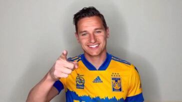 Florian Thauvin va tenter une nouvelle aventure en club (Twitter Tigres)
