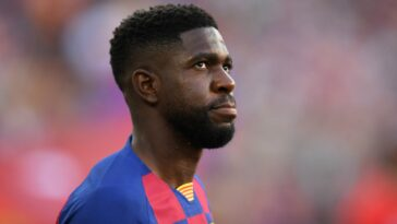 Umtiti refuse toujours de quitter Barcelone (iconsport)