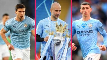 Manchester City a raflé (presque) tous les Premier League Awards décernés ce samedi (iconsport)