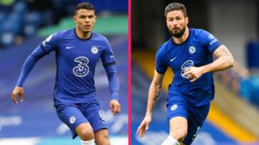 Thiago Silva et Olivier Girond prolongent d'une saison avec Chelsea (iconsport)