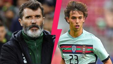Très critique envers le Portugal, Roy Keane a particulièrement ciblé João Félix qu'il a qualifié d'imposteur (iconsport)