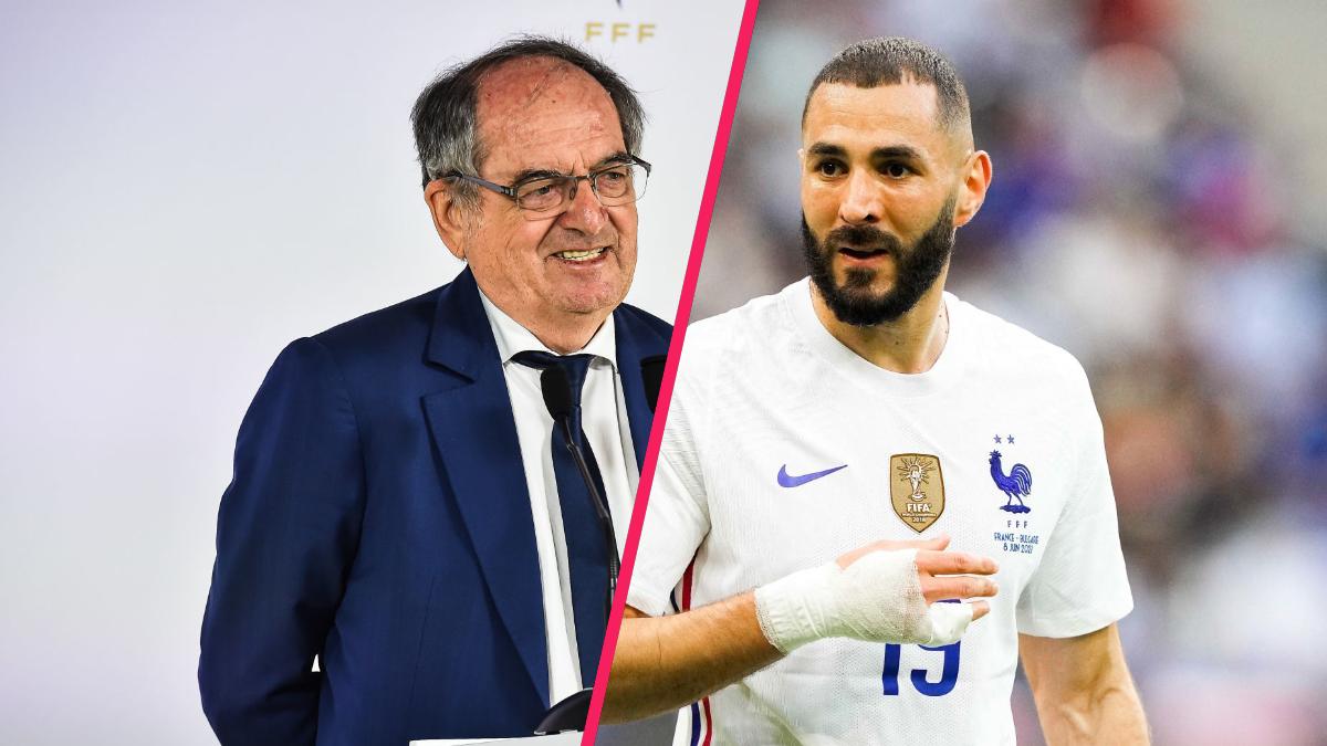 Le Graët a estimé que Karim Benzema était plus mature, dans une interview à RTL. Icon Sport